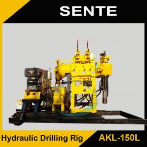 China High quality AKL-150L portable water well drilling equipment on sale