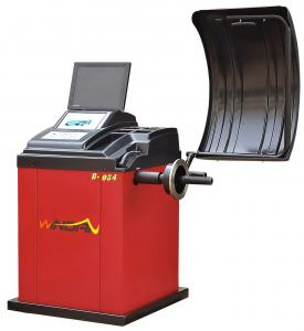 China Rim With Large Center Hole Tire Changer and Balancer with Cycle Time 8s on sale