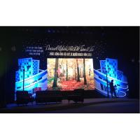 China SMD Full Color P4 Indoor Led Screens Super Thin for Rental Diecasting Cabinet on sale