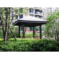 China Prefabricated Outdoor Patio Gazebo , Durable Backyard Gazebo Kits Environmental Friendly on sale