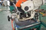 2.5mm Fence Post Black steel Tig Welding Welded Tube Roll Forming Machine Fly Saw Cutting