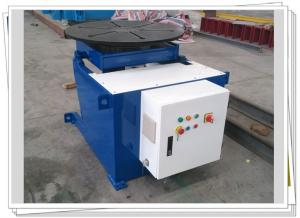 China Pendant Control Heavy Duty Welding Table / Welding Turn Table on sale