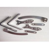Precision Sheet Metal Stamping Parts , Industrial Automotive Metal Stamping