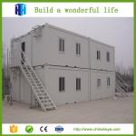 prefabricated container van portable steel frame house for sale philippines