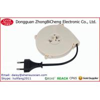 2014 New Product 1.6M Electric Retractable Power Cable
