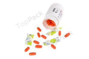China Desiccant silica gel packets for food storage TP-PSGD05 REACH Certification on sale