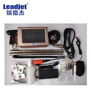 China Self Cleaning Industrial Inkjet Printer Mini Size Handheld Date Printer on sale