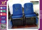 Projection Cinema Stand Customized Movie Theatre Seats With Folding Armrest