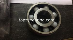 China SS 6302 C3 NTN Brand High precision Hybrid Ceramic Ball Bearing Stainless Steel Ring Bearing SS-6302 C3 on sale