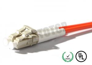 China CATV Network Optical Fiber Pigtail Outdoor With LC Connector , UL ISO Listed on sale