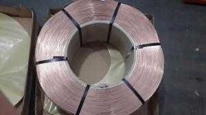 China High Tensile Φ1.83mm Carbon Steel Wire , Brass Plated Steel Wire on sale