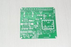 China OSP 94V - 0 10 - 300V Gold finger Quick Turn pcb circuit board for electrical products on sale