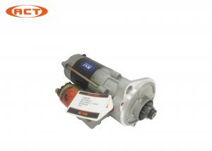 China ZAX70 4JG1 Hitachi Excavator Spare Parts / Starter Motor Engine 24V on sale