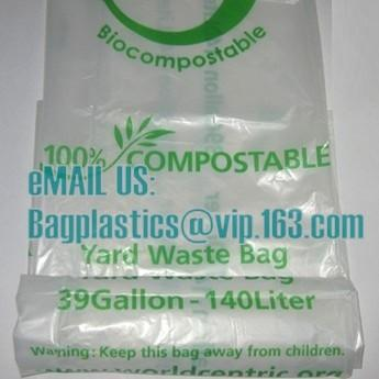 en13432 corn starch based wholesale biodegradable 100