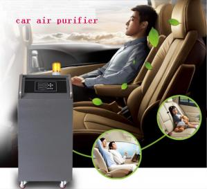 China 5g auto car air cleaner germicidal stainless steel ozone generator for personal car or 4s car beauty shop on sale