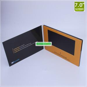 Factory custom 7 inch lcd touch screen video brochuredigital video factory custom 7 inch lcd touch screen video brochuredigital video cardvideo christmas greeting card m4hsunfo Gallery