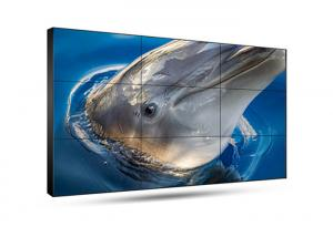 China 47 Inch Large Touch Screen Wall Monitor , LG IPS Screen Interactive Touch Screen Video Wall on sale
