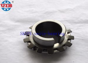 China 65*75*98 Mm Adjustable Bearing Adapter Sleeves Chrome Steel Gcr15 For 22215 Bearings on sale