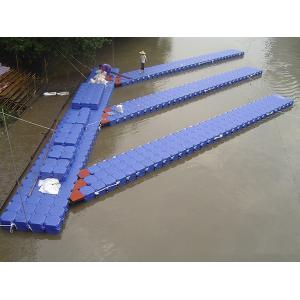 Quality HDPE float pontoon for pontoon boat for sale
