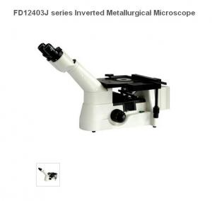 China FD12403J series Inverted Metallurgical Microscope on sale