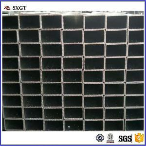 China pre-galvanized steel Rectangle pipe/hot dipped galvanized Rectangle tube 48mm on sale