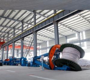 China Steel Wire Drum Twister Machine on sale