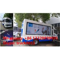 2019s best price high quality Mobile LED advertising truck for VIVO Mobile Phone for sale, FAW P6 LED billboard truck