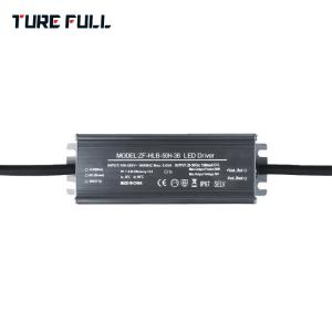 China High Efficiency 50w Led Driver Power Supply Constant Current 1.3A Current on sale