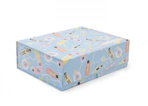 China Decorative Collapsible Magnetic Boxes For Garment Packaging CE Certification on sale