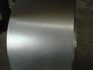 China A792M Fingerprint Resistant GI Steel Coils L/C Acceptable For Corrugated Roofing Sheets on sale