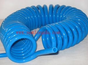 China 100% new material Polyurethane spiral hose with SGS standards on sale