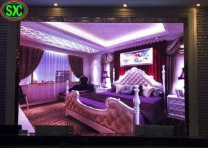 China Custom Big Hd Photos Indoor Full Color LED Display Rental Led Video Wall on sale