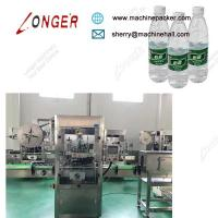 High Speed Hot Selling Automatic Plastic Round Bottle Sleeve Shrink Labeling Machine,Newest Bottle Sleeve Shrink Labelin