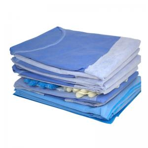 China CE Disposable Surgical Kits Sterile Disposable Surgical Packs on sale