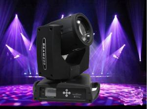 China 230W 7R Sharpy Beam Moving Head Light / Disco Studio Theatre Stage Moving Heads on sale