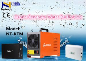 China 220V ozone generator water treatment 5000mg/Hr For Household Water Sterilizing on sale