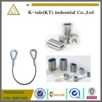 China Supplier Fastener Assorted TC-3059 58pc Aluminum Sleeve Wire Set