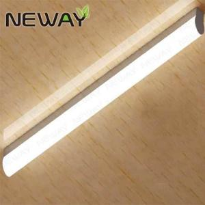 China 24W 36W 48W 60W Modern Drop Ceiling Batten Led Linear Tube Lights Ceiling Mounted LED Light Fixtures 1M 1.2M 1.5M on sale