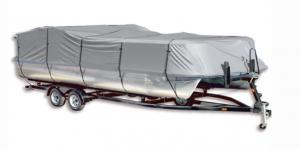 China pontoon boat cover on sale