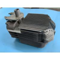 China Oil Pump Automobile Casting Components Heat Resistance With EMI Shielding Function on sale
