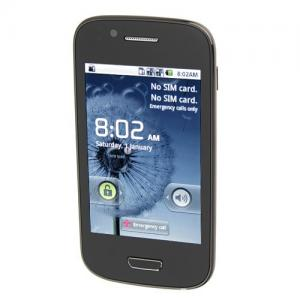 China Dual Sim Dual Standby Android Phone 3.5 Inch Unlocked Gsm Phone on sale