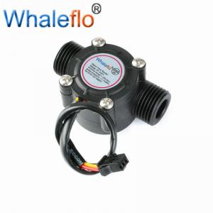 China Whaleflo WEL-S201 Hall Effect Water Flow Meter Sensor Water Control 1-30L/min 2.0MPa on sale