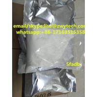 hot sale 5fadb 5F-ADB CAS NO.1715016-75-3 high purity crystal(lisa@zwytech.com)