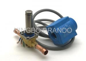 China Direct Operated EVR6-038S Hot Gas Solenoid Valve Applicable for Freezer And Cold Store And Air Conditioning on sale