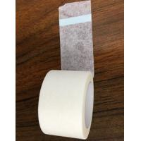 China Medical Use Adhesive Micropore Paper Tape / Non Woven Hypoallergenic Tape on sale