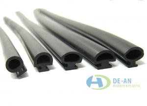 China Extruded Shower Screen Rubber Seals For Doors , Sliding Door Weatherstrip on sale