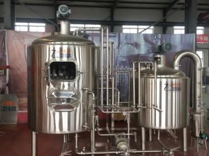 China micro and commercial beer brewing brewery plant beer factory anmd plant on sale