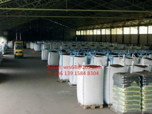 China firewood / pellets big 1 Ton Bulk Bags , Mining Industry pp container bag on sale
