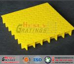 China Fiberglass Reinforced Polymer Grating Supplier