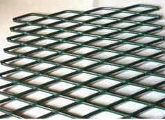 China 拡大された金属の木ずりを囲う防眩鋼鉄によって伸ばされる網ワイヤー on sale
